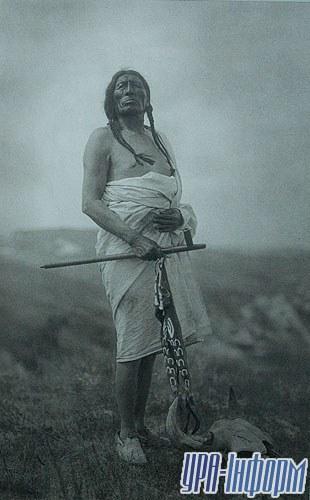 Неторопливый Бык, 1908 «Великие Равнины»